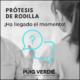 cuándo ha llegado el momento de ponerse una prótesis de rodilla por el Dr. Lluís Puig Verdié